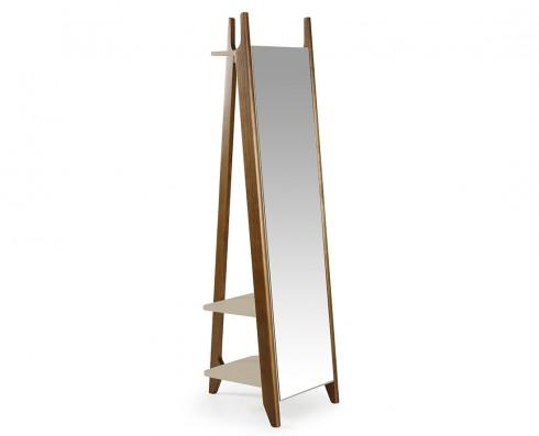 Espelho Stoka  -  Off-white
