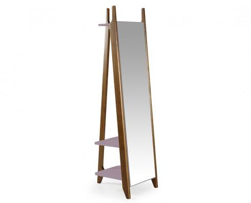 Espelho Stoka  -  Lilás