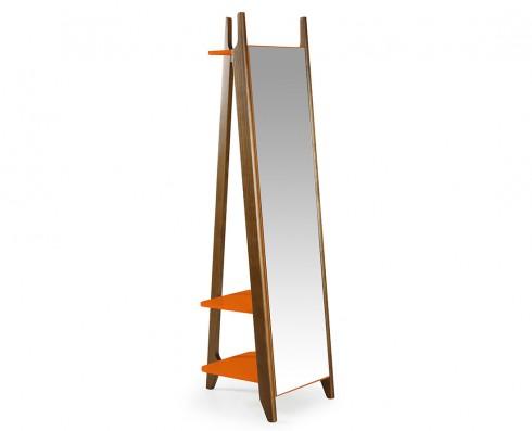 Espelho Stoka  -  Laranja