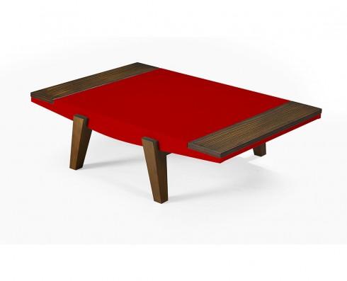 Mesa de Centro Imperial  -  Vermelha