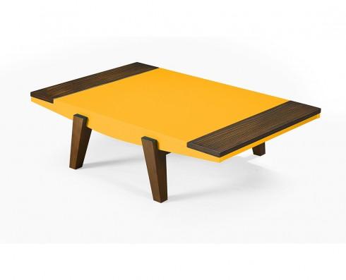 Mesa de Centro Imperial  -  Amarela