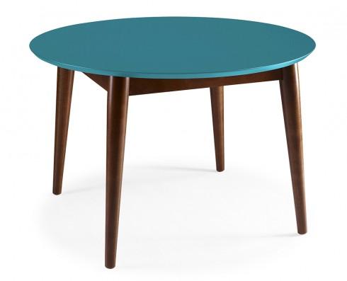 Mesa de Jantar Devon  -  Azul Turquesa