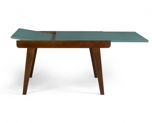 Mesa de jantar Extensível Maxi  -  Verde