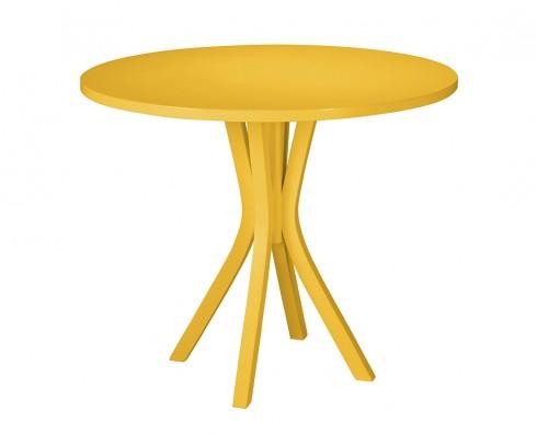 Mesa de Jantar Felice - Amarela