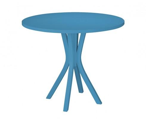 Mesa de Jantar Felice - Azul Turquesa