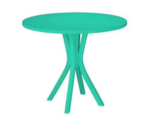 Mesa de Jantar Felice - Verde Esmeralda