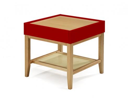 Mesa Lateral Duo  -  Vermelha