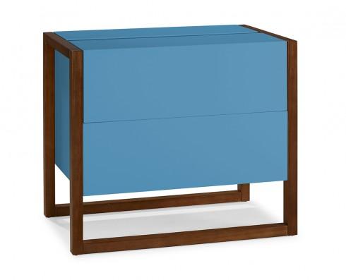 Minibar Winter  -  Azul Turquesa