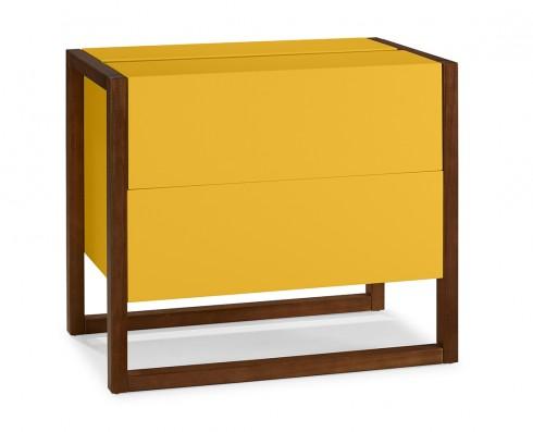 Minibar Winter  -  Amarelo
