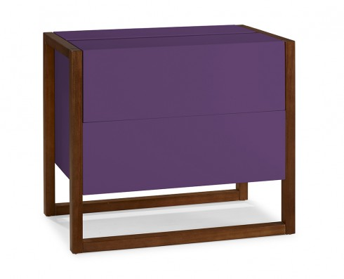 Minibar Winter  -  Roxo