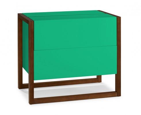 Minibar Winter  -  Verde Esmeralda