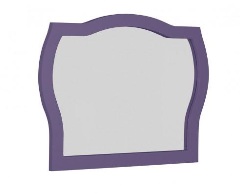 Moldura com espelho Jungle  -  Roxa