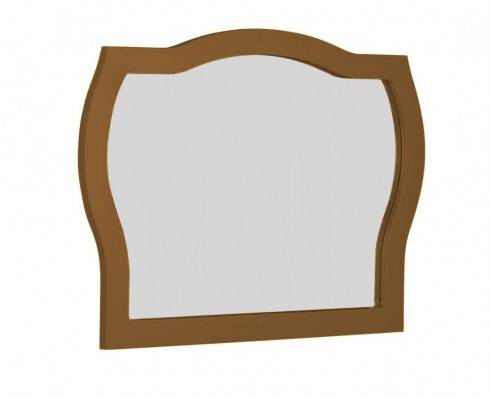 Moldura com espelho Jungle  -  Marrom Claro