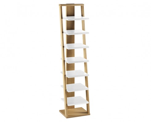 Prateleira Torre Stairway - Branca