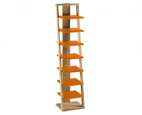 Prateleira Torre Stairway  -  Laranja