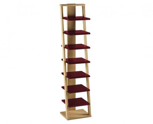 Prateleira Torre Stairway - Vinho