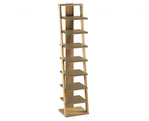 Prateleira Torre Stairway - Marrom Claro