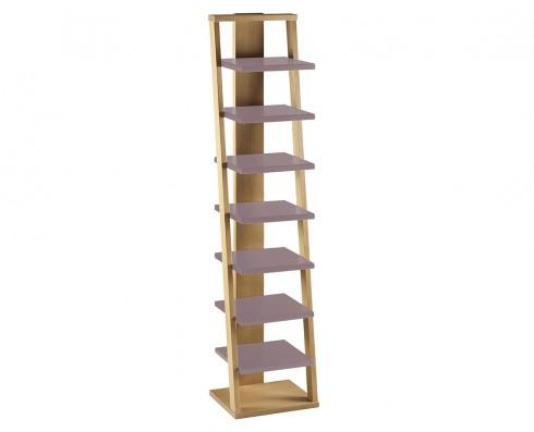 Prateleira Torre Stairway   -  Lilás