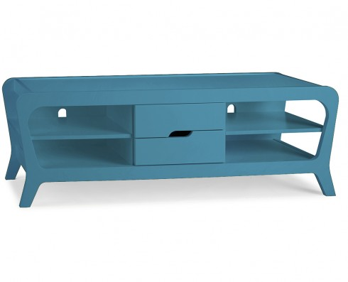 Rack Marley  -  Azul Turquesa